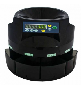 Bill Counter Silver-650 Madeni Bozuk Para Sayma Makinesi