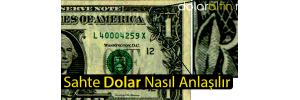 ABD doları Sahte mi   Gerçek mi